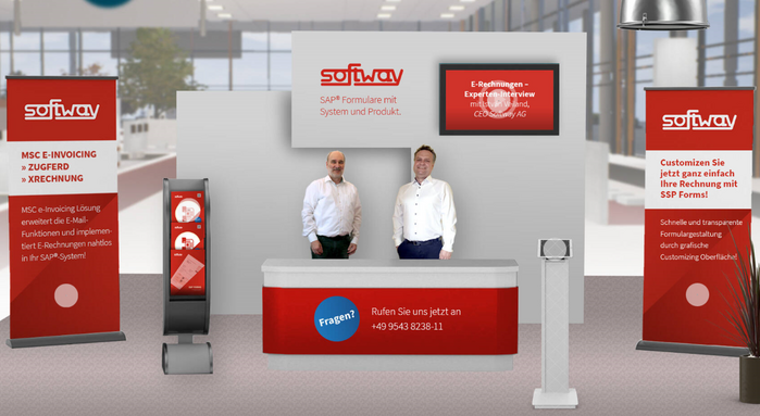 Softway_AG__DSAG_Thementag_X-_&_E-Rechnung_Messestand.png
